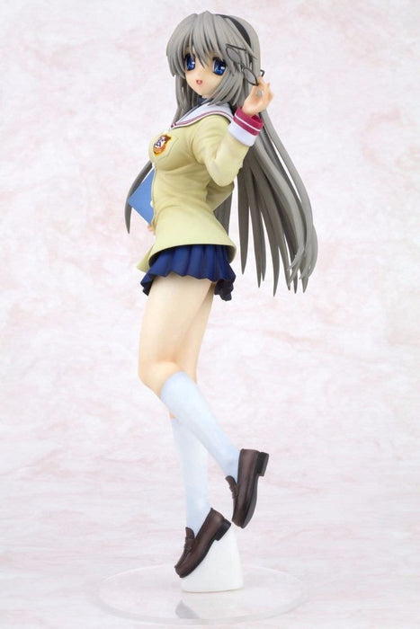 CLANNAD TOMOYO SAKAGAMI School Uniform 1/6 PVC Figure Kotobukiya NEW from Japan_5