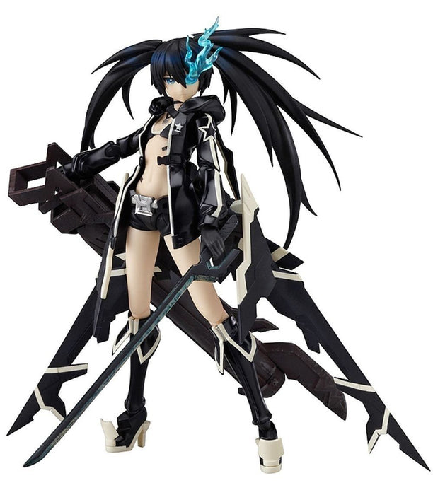 figma 116 Black Rock Shooter: THE GAME BRS2035 Figure Max Factory from Japan_1