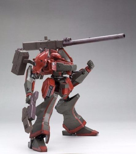 KOTOBUKIYA ARMORED CORE AC017 NINE BALL ARMORED CORE Ver Plastic Model Kit NEW_8