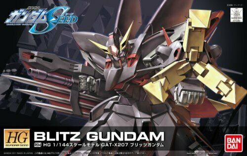 Bandai R04 Blitz Gundam HG 1/144 Gunpla Model Kit NEW from Japan_3