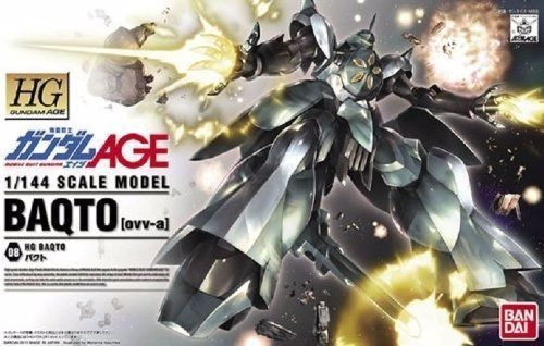 BANDAI 1/144 HG GUNDAM AGE 08 ovv-a BAQTO Plastic Model Kit NEW from Japan F/S_1