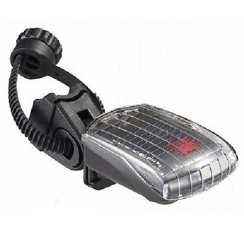 CATEYE SL-LD210-R Solar Rechargeable Bicycle Safety Light Rear from Japan_1