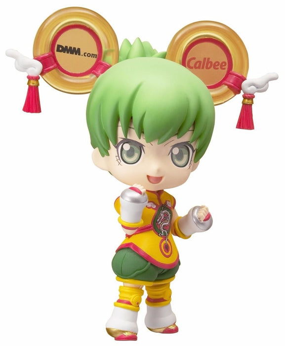 chibi-arts Tiger & Bunny DRAGON KID Action Figure BANDAI TAMASHII NATIONS Japan_1