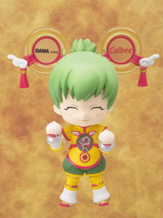 chibi-arts Tiger & Bunny DRAGON KID Action Figure BANDAI TAMASHII NATIONS Japan_5