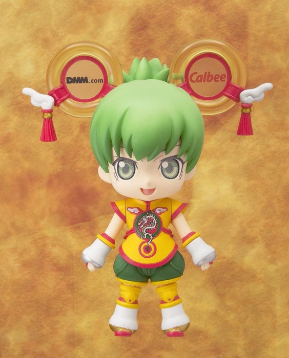 chibi-arts Tiger & Bunny DRAGON KID Action Figure BANDAI TAMASHII NATIONS Japan_6