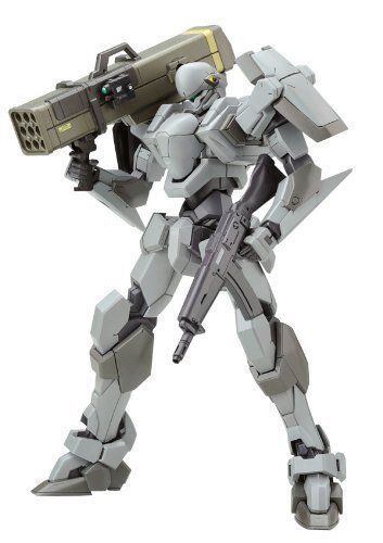 ALTER ALMECHA Full Metal Panic! M9 GERNSBACK 1/60 Action Figure NEW from Japan_1