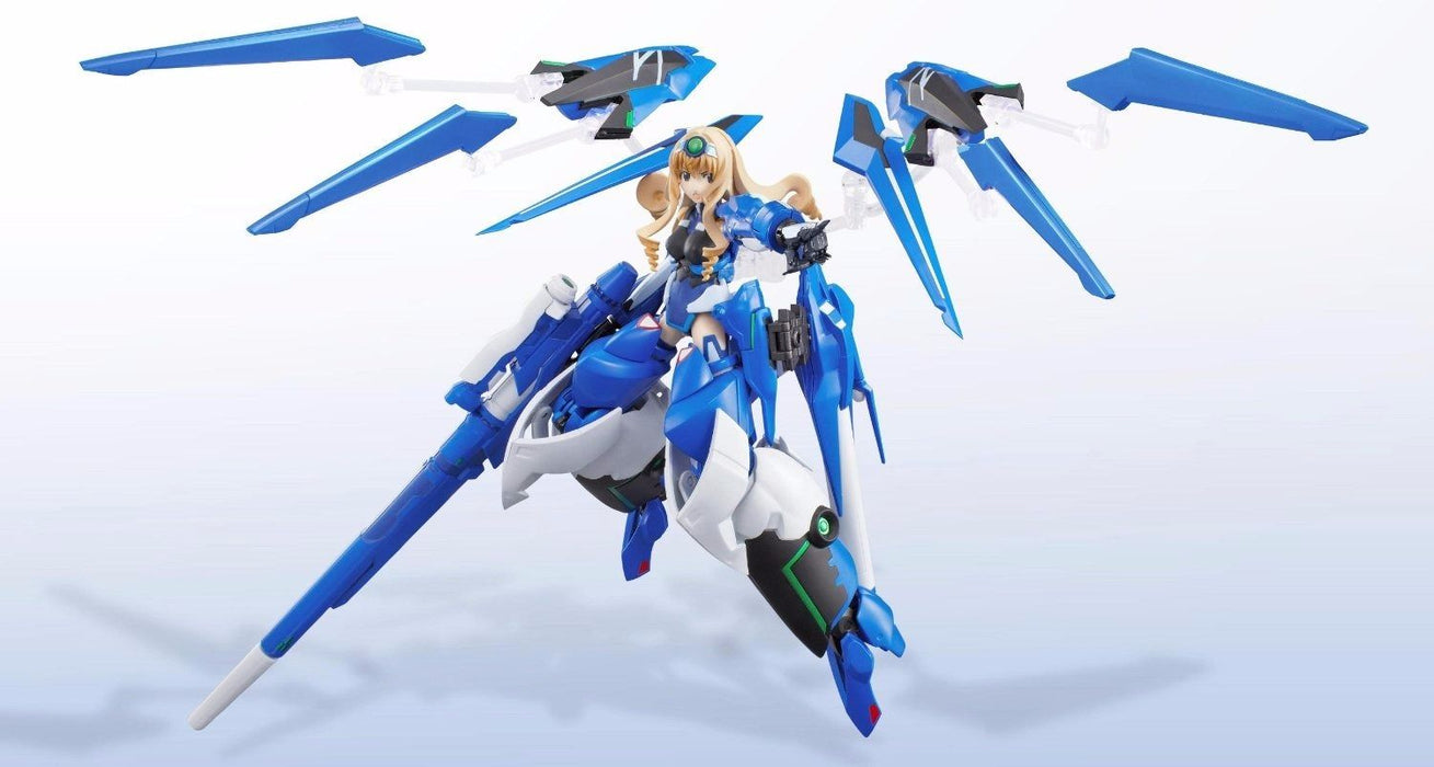 Armor Girls Project IS BLUE TEARS X CECILIA ALCOTT Action Figure BANDAI Japan_3