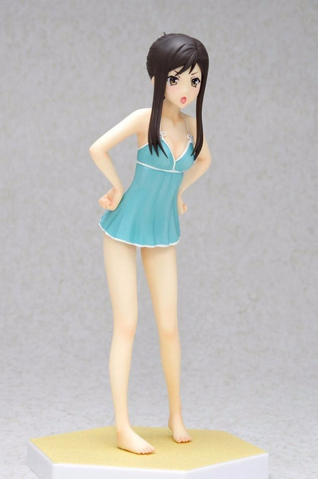 WAVE BEACH QUEENS Hanasaku Iroha Minko Tsurugi 1/10 Scale Figure NEW from Japan_2
