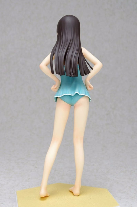 WAVE BEACH QUEENS Hanasaku Iroha Minko Tsurugi 1/10 Scale Figure NEW from Japan_3