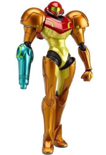 figma 133 METROID Other M Samus Aran Good Smile Company from Japan_1