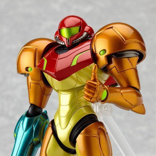 figma 133 METROID Other M Samus Aran Good Smile Company from Japan_7