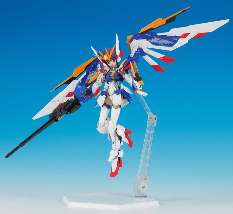 Armor Girls Project MS GIRL WING GUNDAM EW Action Figure BANDAI from Japan_3