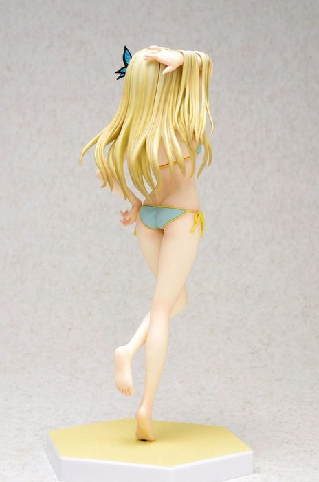 WAVE BEACH QUEENS Haganai Sena Kashiwazaki 1/10 Scale Figure NEW from Japan_3