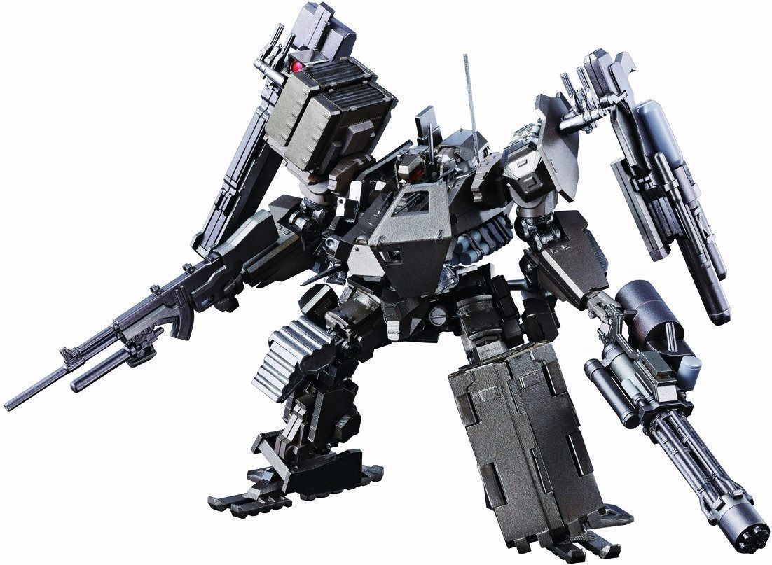 Super Robot Chogokin ARMORED CORE V UCR-10/A Action Figure BANDAI from Japan_1