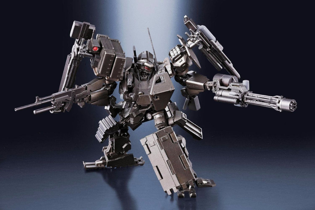 Super Robot Chogokin ARMORED CORE V UCR-10/A Action Figure BANDAI from Japan_4
