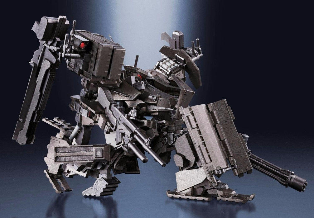 Super Robot Chogokin ARMORED CORE V UCR-10/A Action Figure BANDAI from Japan_7