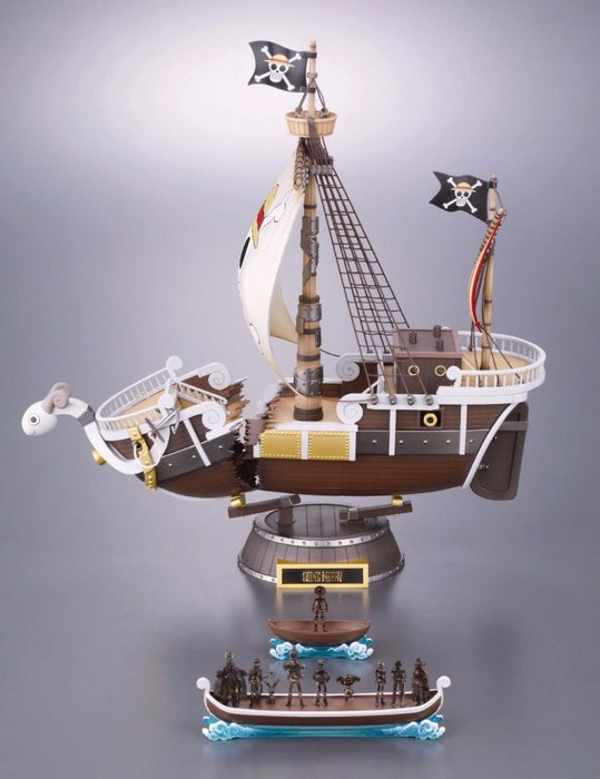 BANDAI CHOGOKIN ONE PIECE GOING MERRY Action Figure TAMASHII NATIONS from Japan_10
