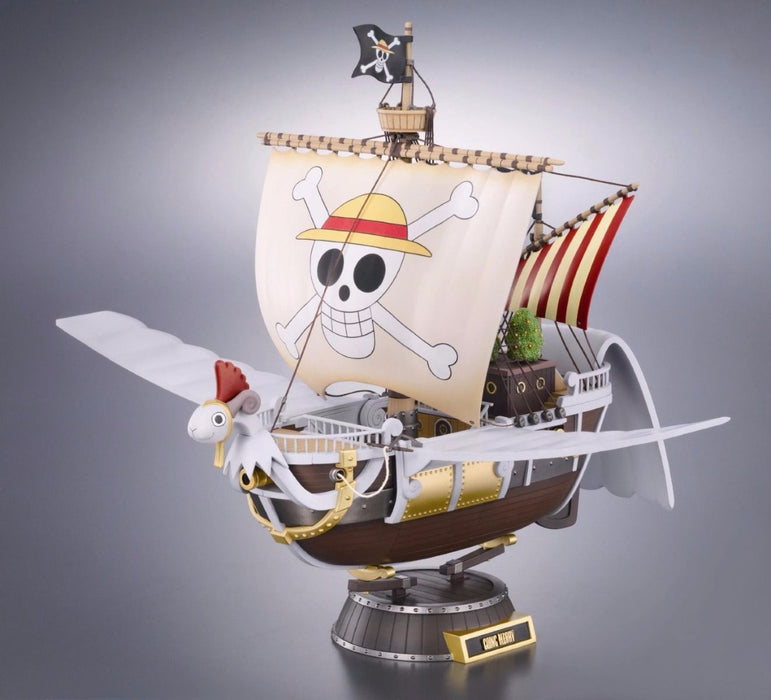 BANDAI CHOGOKIN ONE PIECE GOING MERRY Action Figure TAMASHII NATIONS from Japan_9