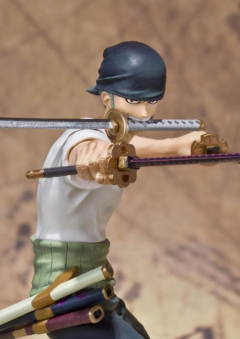 Figuarts ZERO One Piece RORONOA ZORO BATTLE Ver PVC Figure BANDAI from Japan_7