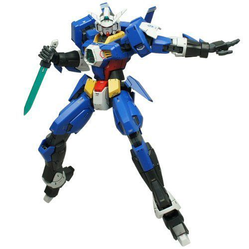 BANDAI MG 1/100 GUNDAM AGE-1 SPALLOW Plastic Model Kit Gundam AGE from Japan_5