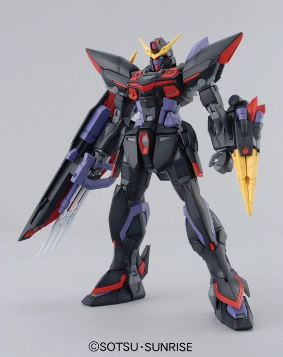 BANDAI MG 1/100 GAT-X207 BLITZ GUNDAM Plastic Model Kit Gundam SEED from Japan_2