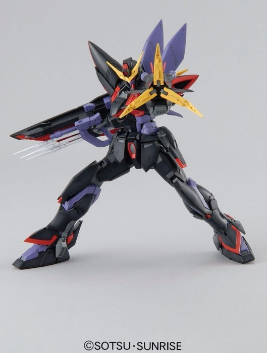 BANDAI MG 1/100 GAT-X207 BLITZ GUNDAM Plastic Model Kit Gundam SEED from Japan_3