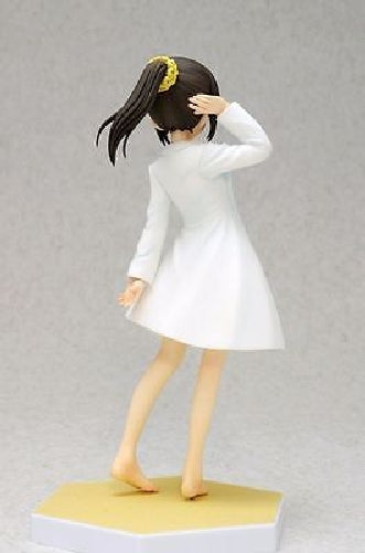 WAVE BEACH QUEENS Haganai Rika Shiguma 1/10 Scale Figure NEW from Japan_3