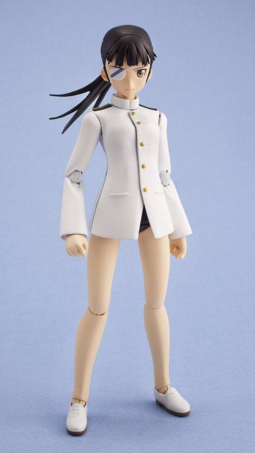 Armor Girls Project Strike Witches MIO SAKAMOTO Action Figure BANDAI from Japan_2