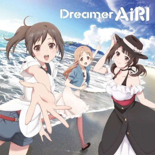 [CD] TV Anime TARI TARI OP: Dreamer AiRI NEW from Japan_1