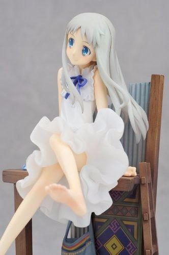 ALTER Anohana: The Flower We Saw That Dayb Menma 1/8 Scale Figure NEW from Japan_3