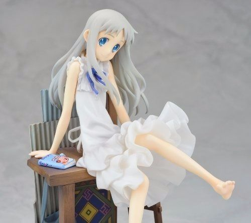 ALTER Anohana: The Flower We Saw That Dayb Menma 1/8 Scale Figure NEW from Japan_4