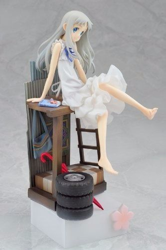 ALTER Anohana: The Flower We Saw That Dayb Menma 1/8 Scale Figure NEW from Japan_8