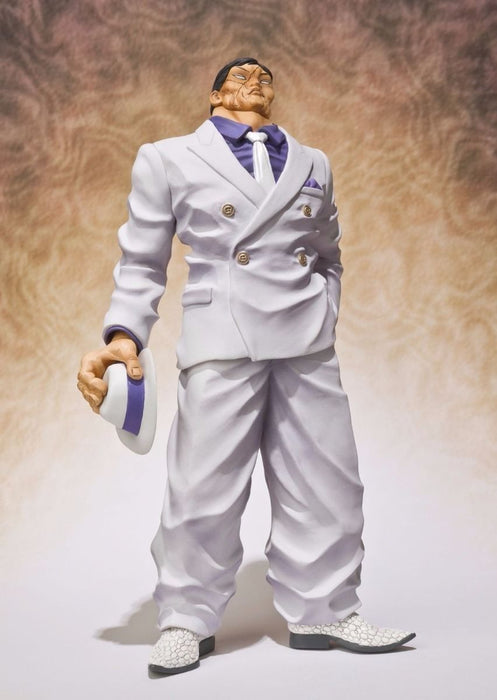 Figuarts ZERO Baki the Grappler KAORU HANAYAMA PVC Figure BANDAI from Japan_2