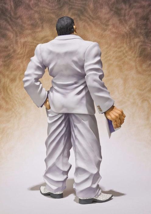 Figuarts ZERO Baki the Grappler KAORU HANAYAMA PVC Figure BANDAI from Japan_4