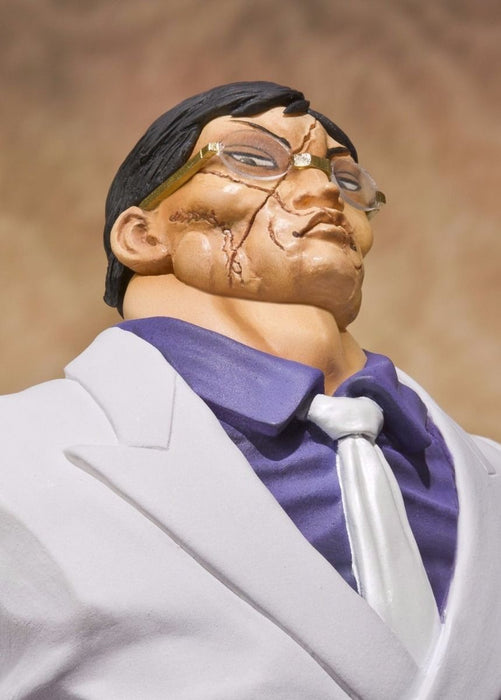 Figuarts ZERO Baki the Grappler KAORU HANAYAMA PVC Figure BANDAI from Japan_8