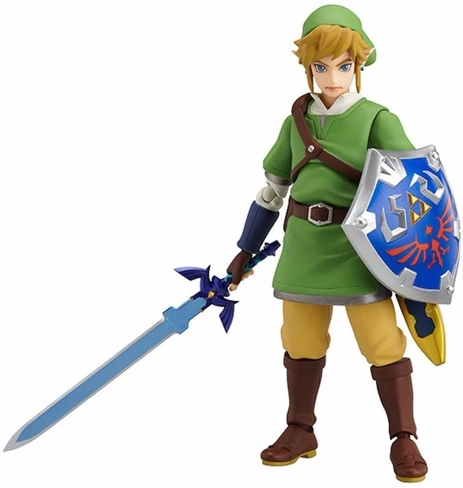 figma 153 The Legend of Zelda Skyward Sword Link Figure Good Smile Company NEW_1