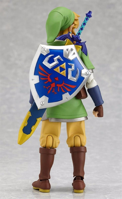 figma 153 The Legend of Zelda Skyward Sword Link Figure Good Smile Company NEW_2