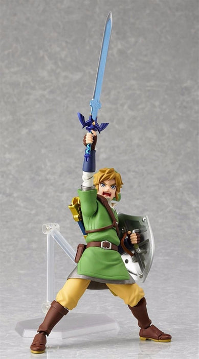 figma 153 The Legend of Zelda Skyward Sword Link Figure Good Smile Company NEW_3