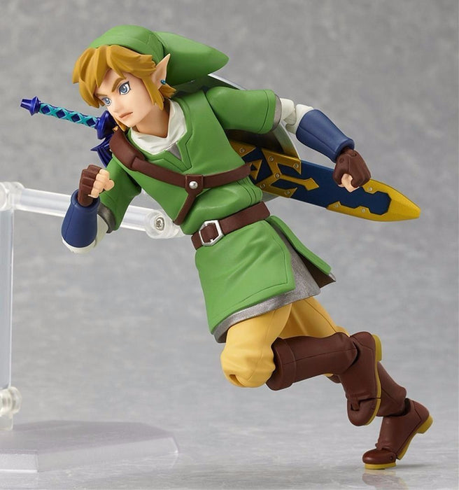 figma 153 The Legend of Zelda Skyward Sword Link Figure Good Smile Company NEW_4