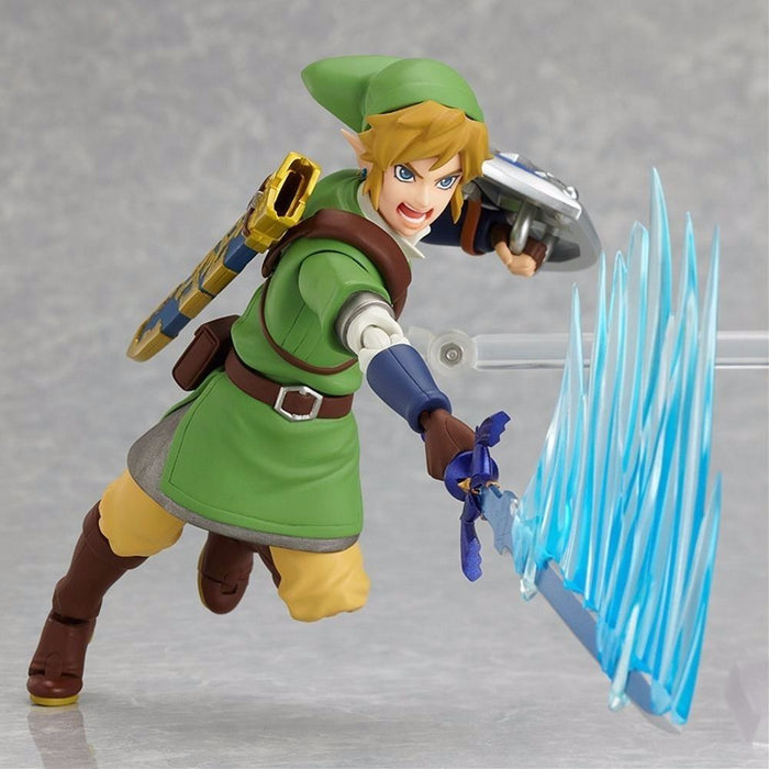 figma 153 The Legend of Zelda Skyward Sword Link Figure Good Smile Company NEW_5