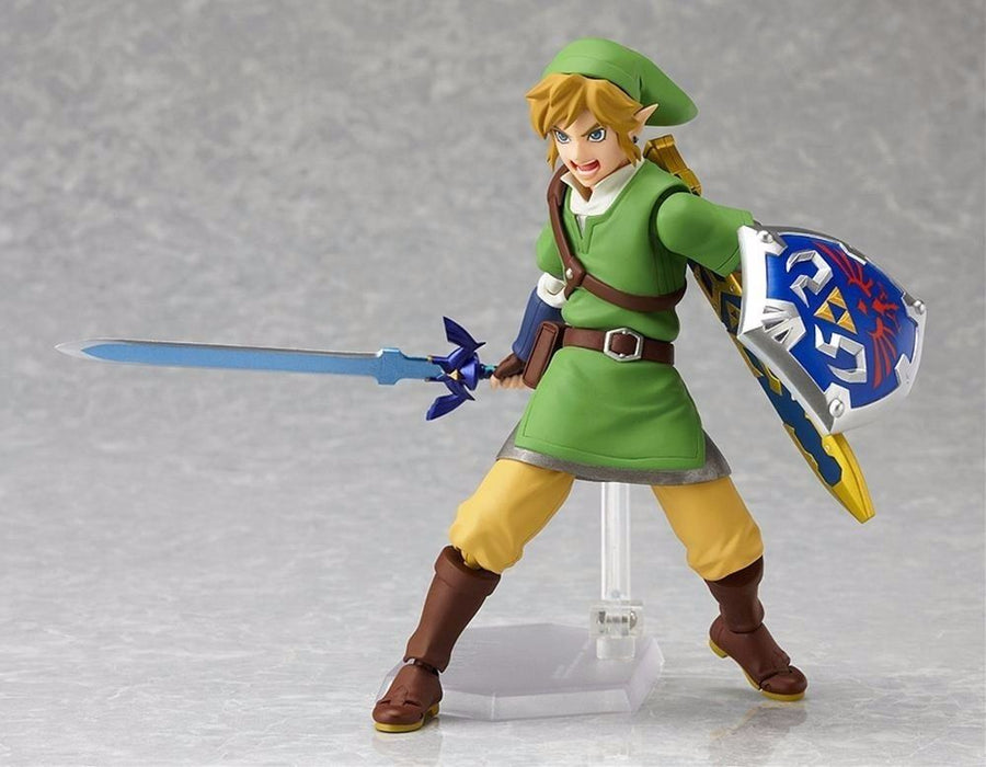 figma 153 The Legend of Zelda Skyward Sword Link Figure Good Smile Company NEW_6