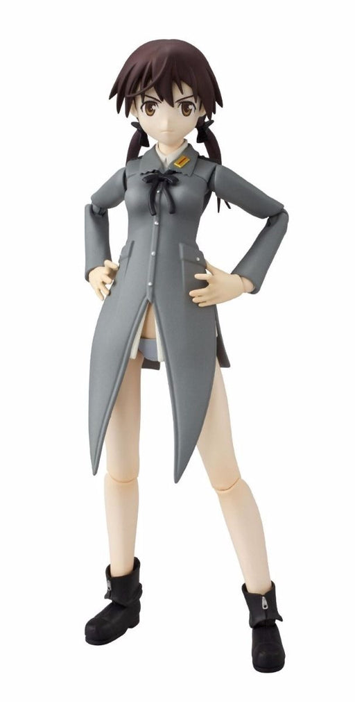 Armor Girls Project Strike Witches GERTRUD BARKHORN Action Figure BANDAI Japan_2