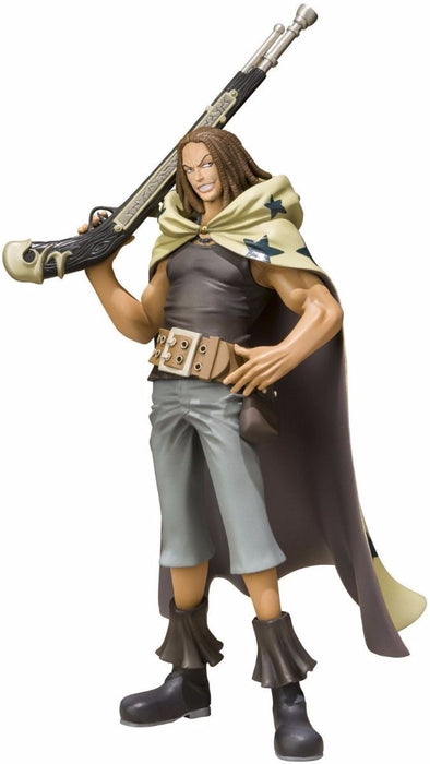 Figuarts ZERO One Piece YASOPP PVC Figure BANDAI TAMASHII NAITONS from Japan_1