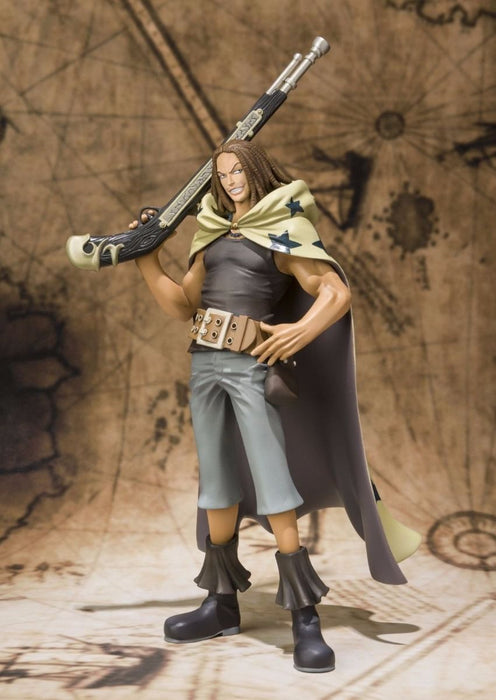 Figuarts ZERO One Piece YASOPP PVC Figure BANDAI TAMASHII NAITONS from Japan_2