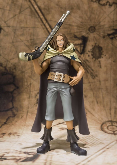 Figuarts ZERO One Piece YASOPP PVC Figure BANDAI TAMASHII NAITONS from Japan_3