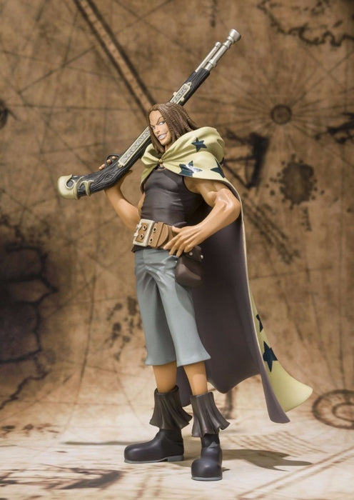 Figuarts ZERO One Piece YASOPP PVC Figure BANDAI TAMASHII NAITONS from Japan_4