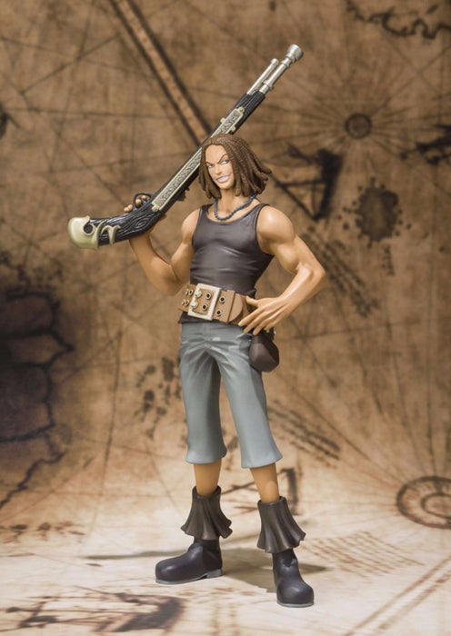 Figuarts ZERO One Piece YASOPP PVC Figure BANDAI TAMASHII NAITONS from Japan_5