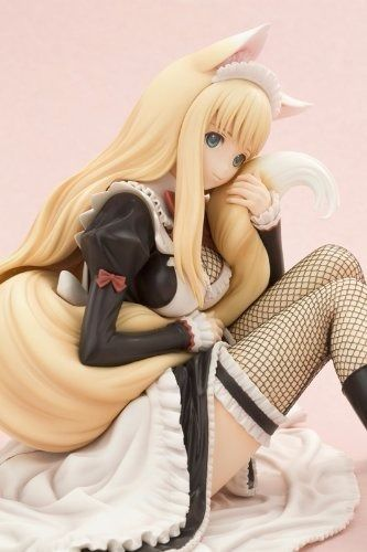 SHINING HEARTS Rouna The Cook of Her Royal Majesty 1//6 Pvc Figure Kotobukiya