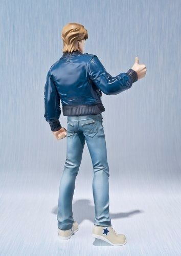 Figuarts ZERO Tiger & Bunny KEITH GOODMAN PVC Figure BANDAI TAMASHII NATIONS_4