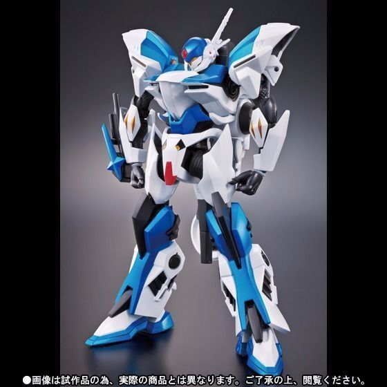 Armor Plus SG Teknoman SOL TEKKAMAN UNIT 2 Action Figure BANDAI from Japan_1